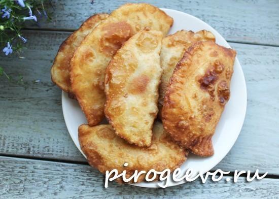 Вкусные чебуреки рецепт с фото пошаговый