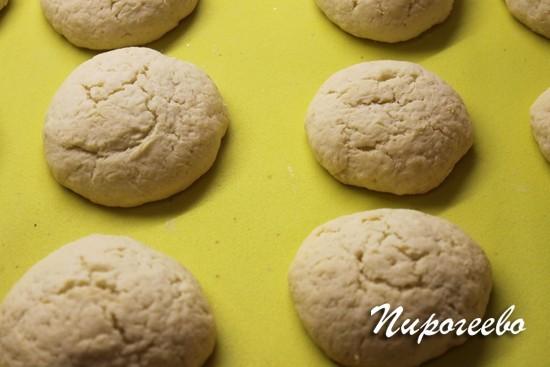 Вкусное и простое печенье готово