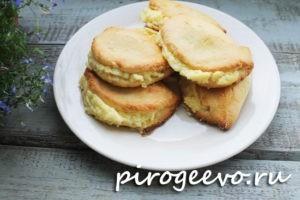 Как сделать американское печенье