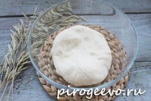Заварное тесто для пельменей, вареников и чебуреков