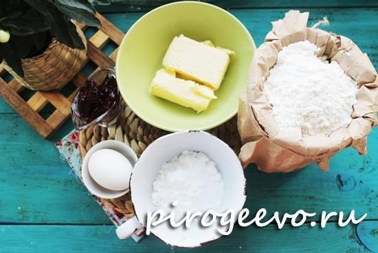 Как сделать печенье Курабье в домашних условиях