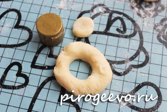 Пончики с отверстием