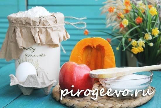 Как приготовить оладьи из тыквы с яблоком дома