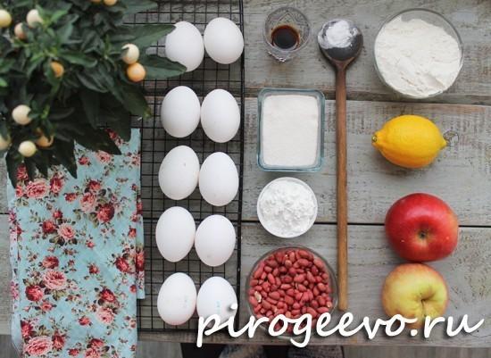 Как приготовить торт Яблонька