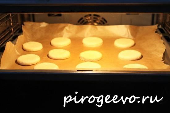 Творожное печенье в духовке рецепт с фото