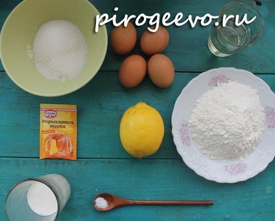 Как приготовить вкусный шифоновый бисквит