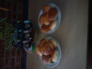 Сдобное тесто для булочек - рецепт с фото