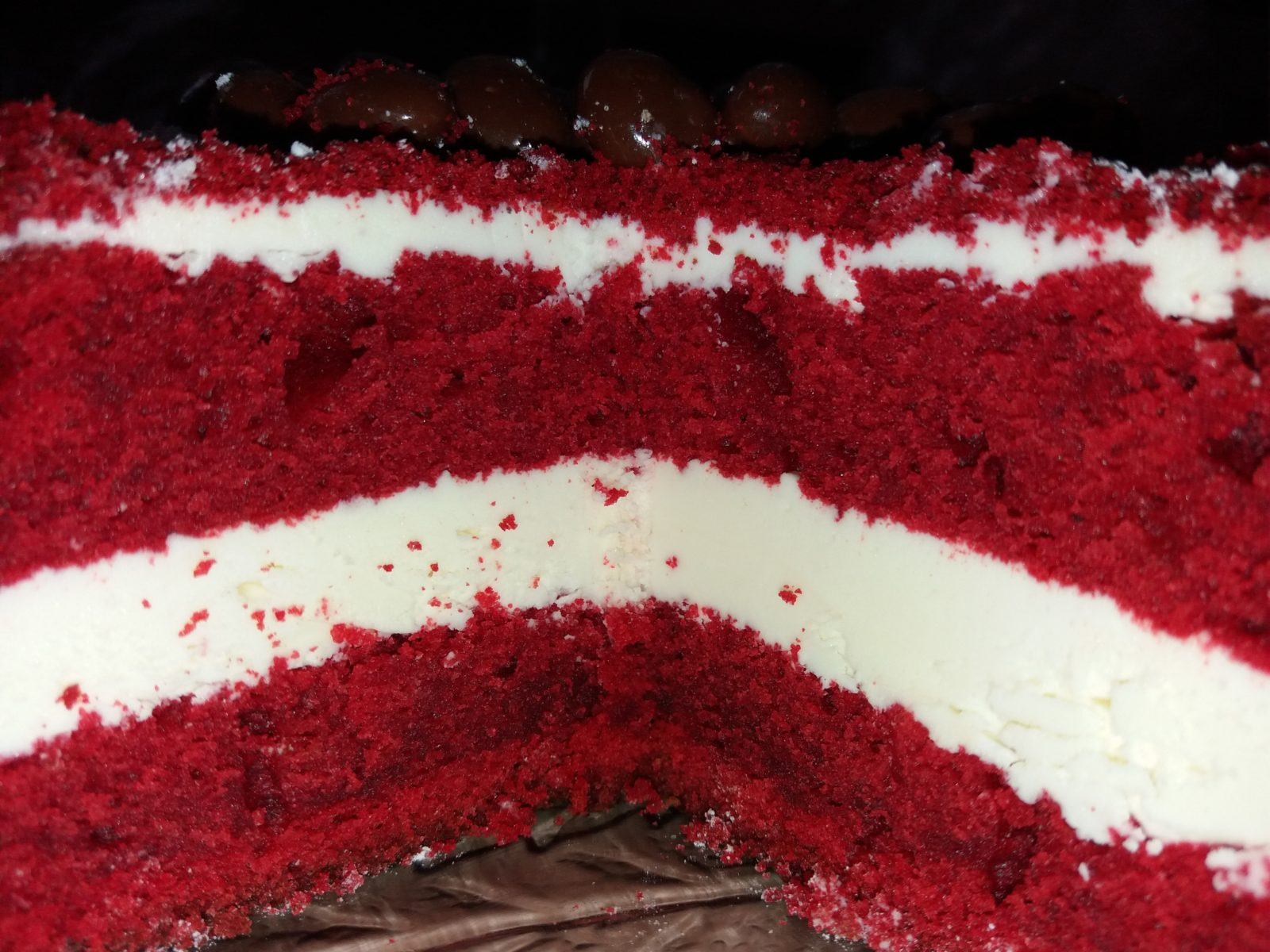 Торт красный бархат с вишней рецепт пошагово