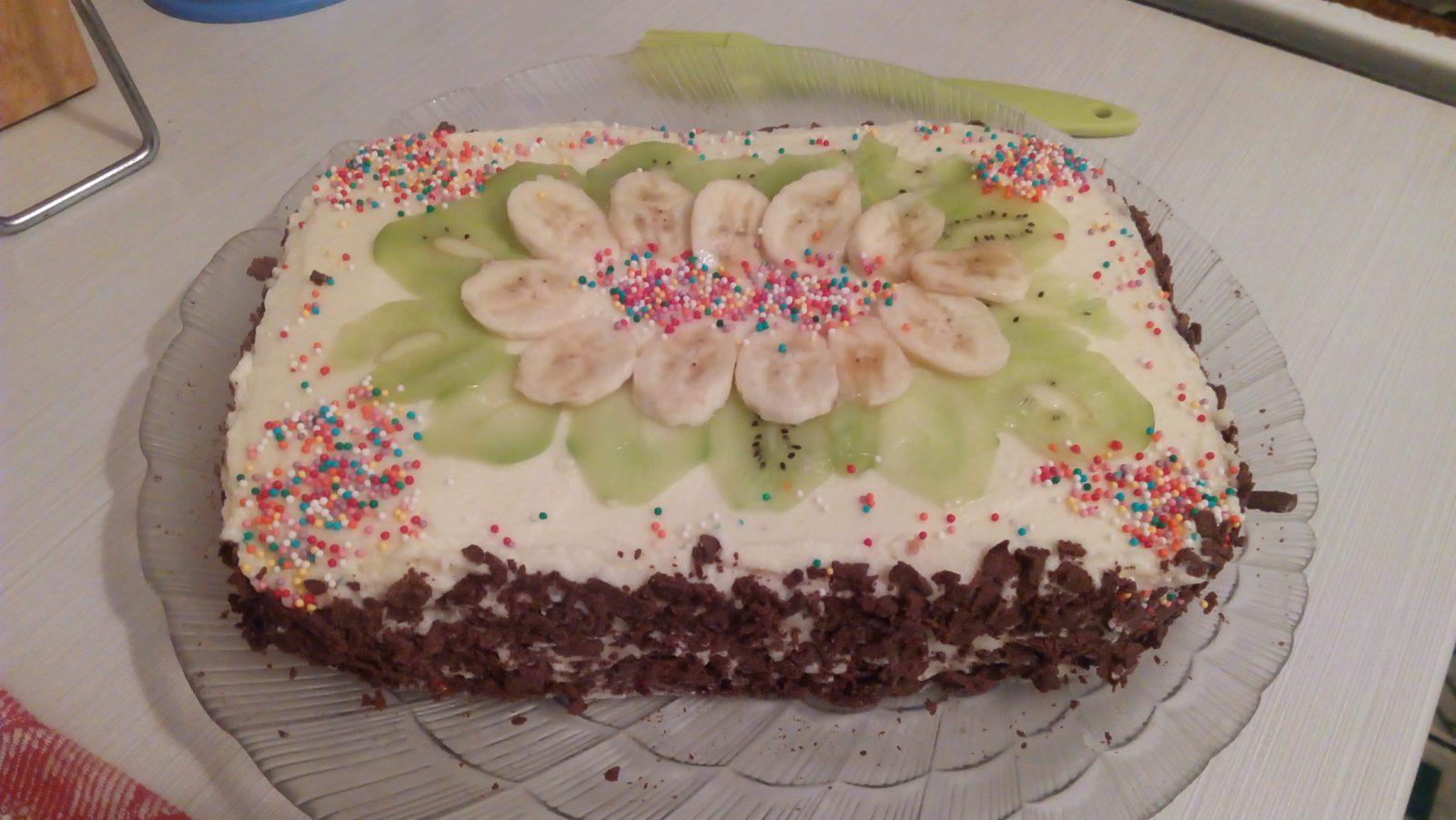 Черемуховый торт классический рецепт пошагово