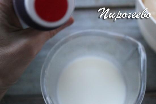 как приготовить кефир для грудничка в мультиварке