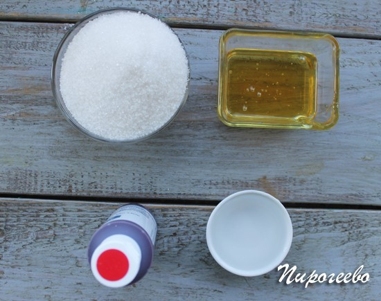 Рецепт конфет сосательных в домашних условиях
