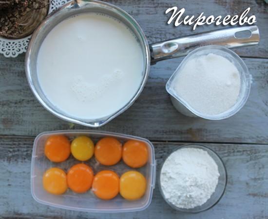Как приготовить вкусный заварной крем в домашних условиях