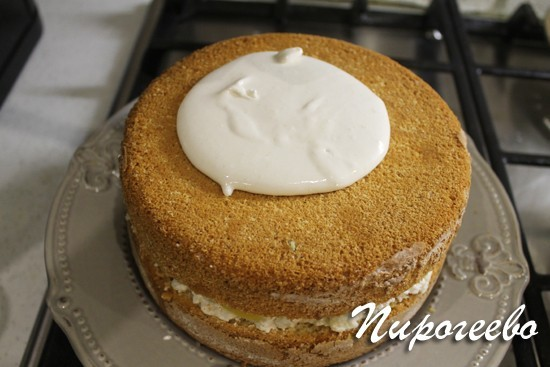 Рецепт самого вкусного бисквита для торта