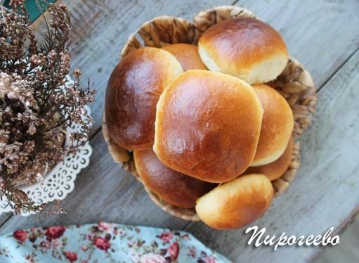Вкусные пирожки из сдобного теста