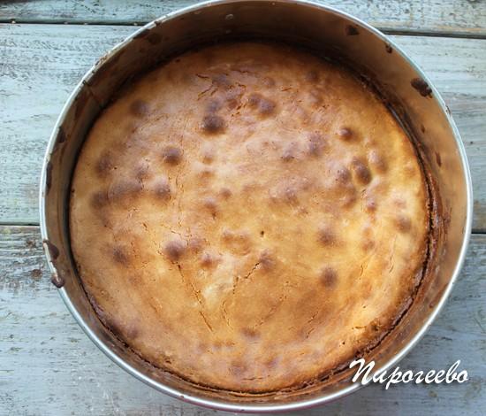 Бисквит для торта Птичье молоко
