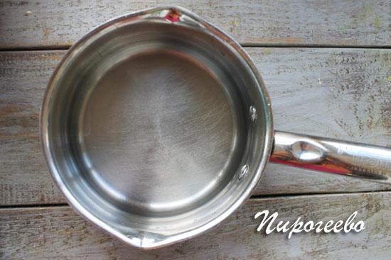 Как сделать водяную баню для приготовления крема