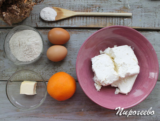 Как сделать творожные сырники в духовке
