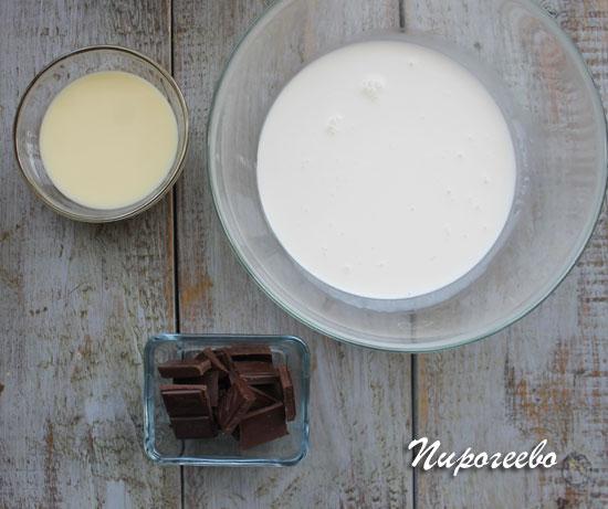 Как сделать шоколадное мороженое на сливках в домашних условиях