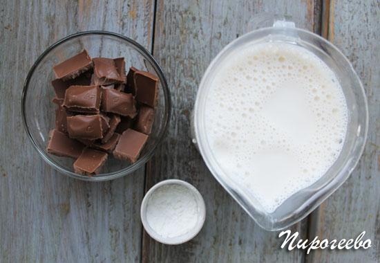 рецепт горячего шоколада в домашних условиях