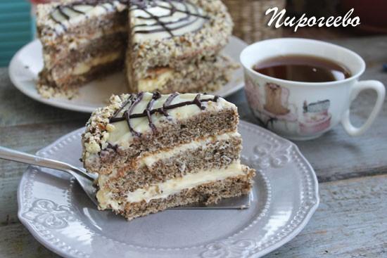 Как приготовить торт Эстерхази в домашних условиях