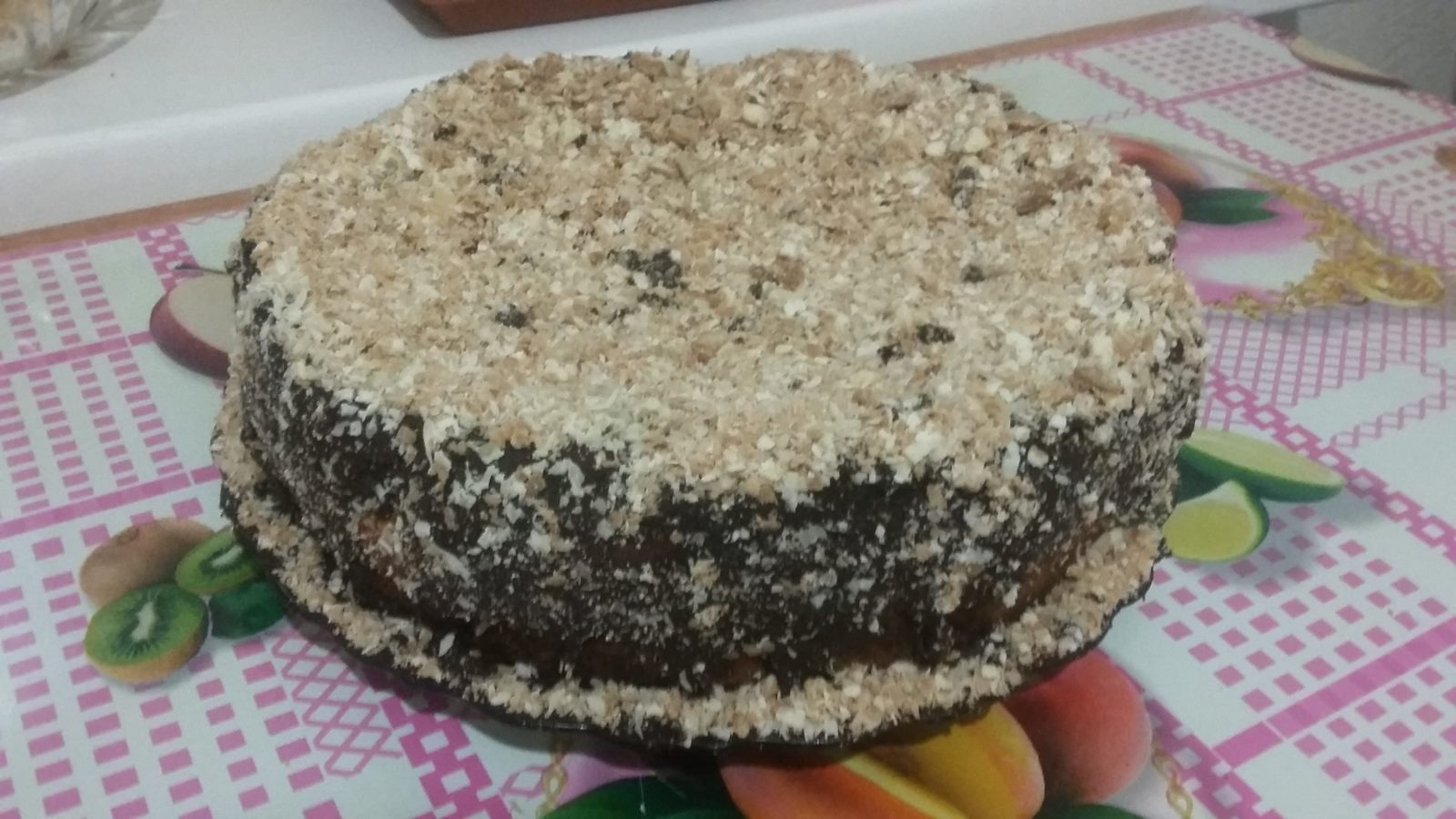 Торт чародейка по госту рецепт пошагово