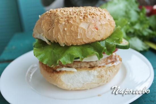 Как приготовить бургеры в домашних условиях