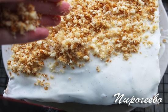 Торт рыжик классический рецепт с фото пошагово