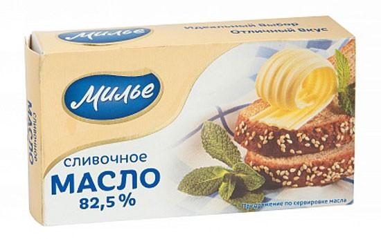 Масло высокой жирности для приготовления крема