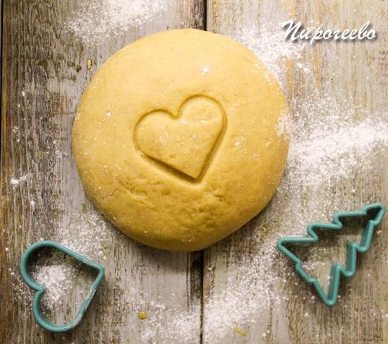 Тесто для имбирных пряников и печенья