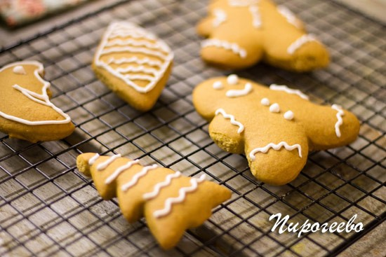 Как приготовить медовое печенье