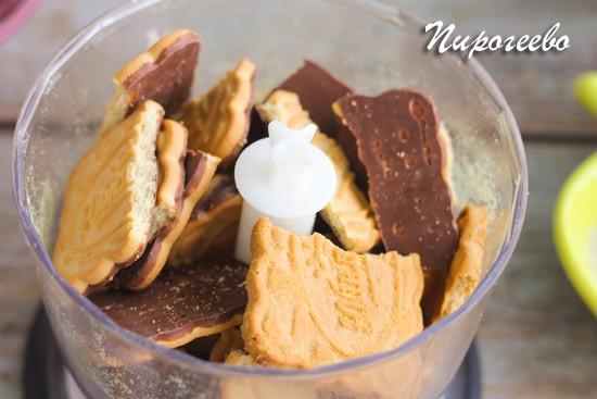 Пошаговый рецепт творожного чизкейка