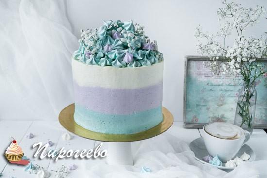 Крем для выравнивания торта рецепт с фото