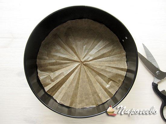 Как приготовить бисквит в круглой форме без желтков