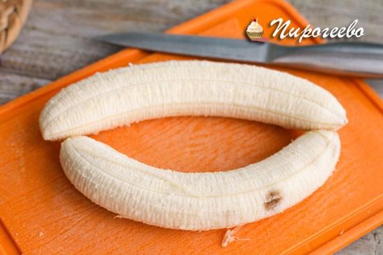 """В торт """"Панчо"""" можно положить свежие бананы"""