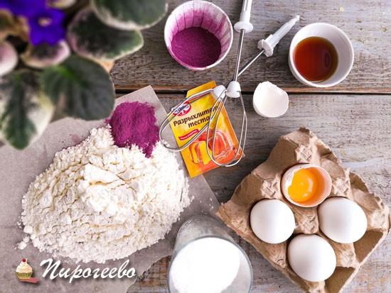 """Ингредиенты для торта """"Панчо""""- рецепт в домашних условиях"""