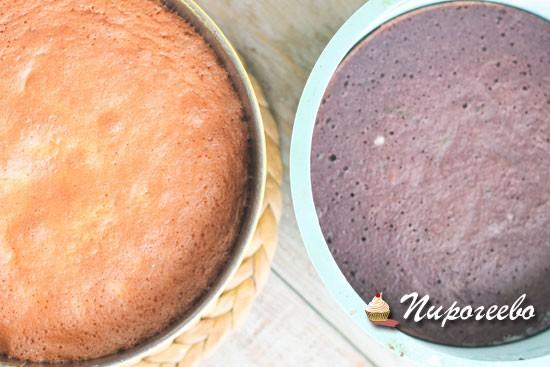 """Бисквиты в готовом виде для приготовления торта """"Панчо"""""""