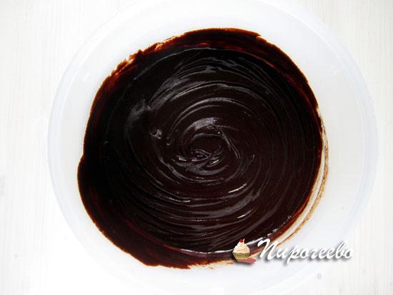 Шоколадный крем подробный рецепт