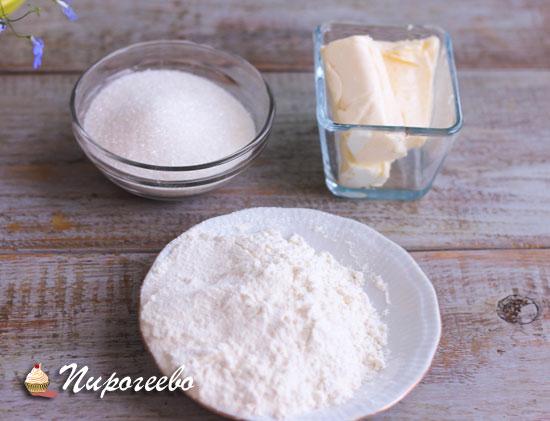 Как приготовить песочное тесто для пирожных