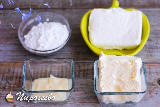 Как приготовить творожный крем для пирожных