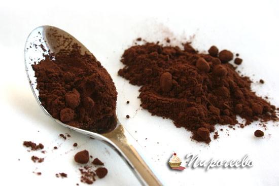 Алкализованный порошок какао что это такое?