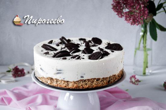 Муссовый торт рецепт с фото пошагово