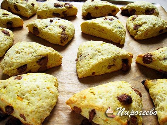 Как приготовить булочки с шоколадом