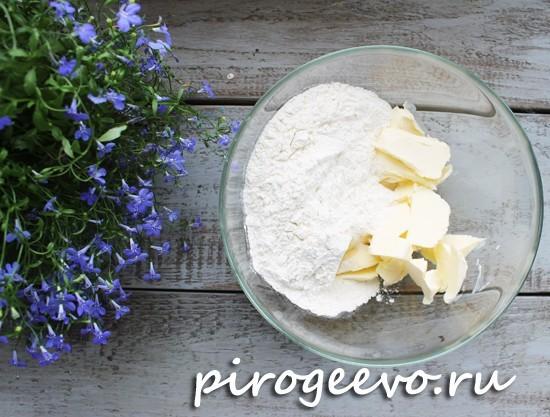 Луковый пирог по классическому рецепту