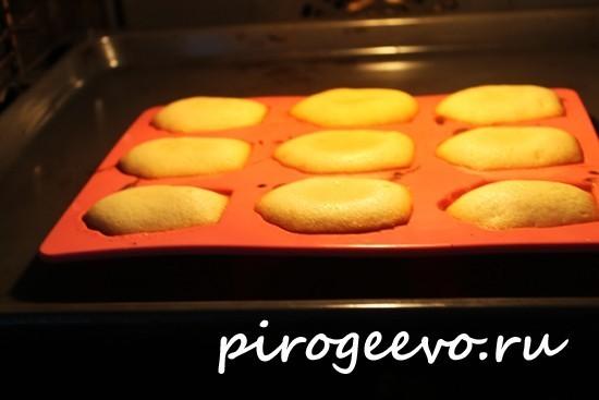 Печенье поднимается в духовке