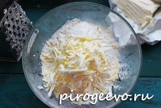 Тесто для пирога с грибами
