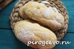 Рецепт печенья савоярди в домашних условиях