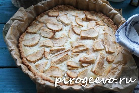 Цветаевский пирог готов