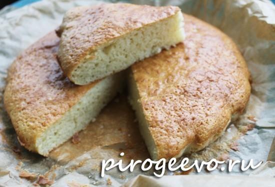 Как приготовить бисквит на сметане