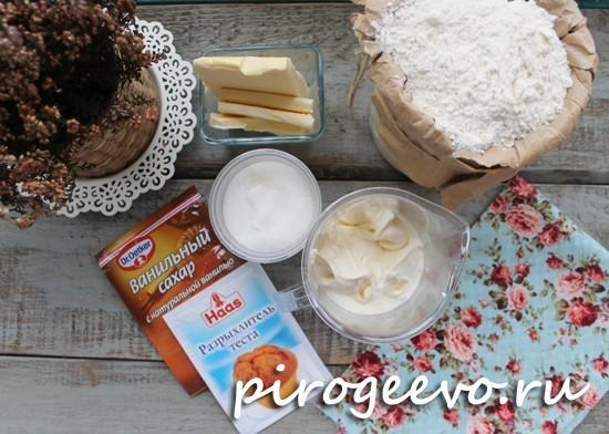 Как приготовить сахарное печенье в домашних условиях