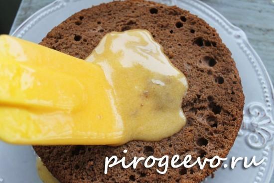 """Готовим торт """"Прага"""" в домашних условиях"""